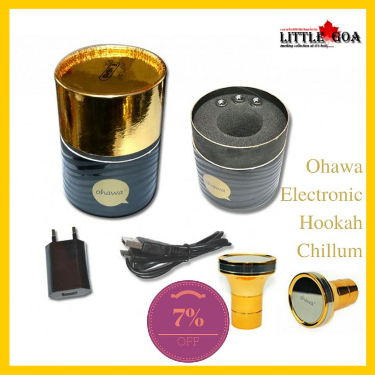 Ohawa Electronic Hookah Chillum