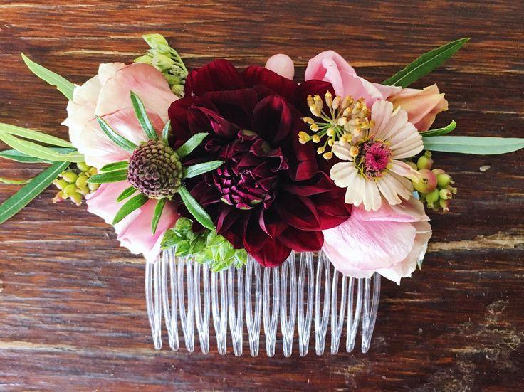 25 Best Ideas About Flower Hair Pieces On Pinterest