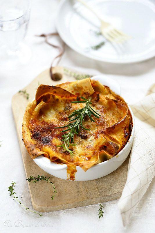 Vincisgrassi, les lasagnes typiques des Marches
