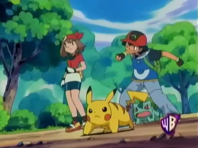 Pokemon Temporada7 Capitulo33 HISTERIA DE HIERBA #pokemon #toys #fun #love