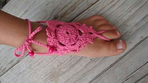 For the little princes girls! We love it. Foot accessoires # leeuw-design