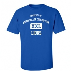 Immaculate Conception High School - Montclair, NJ | Men's T-Shirts Start at $21.97