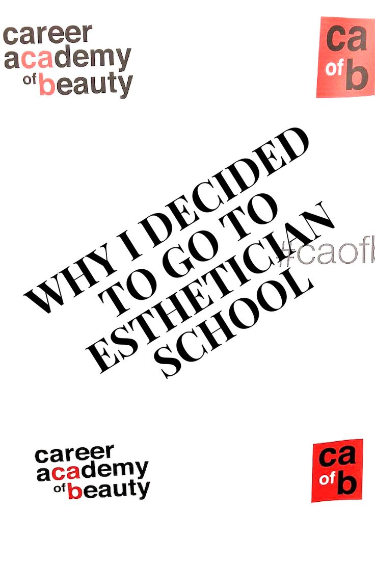 So I figured it was probably time to tell the story of how I ended up in esthetician school after getting a Bachelor's degree in Psychology and working in the drug and alcohol treatment industry for two years.