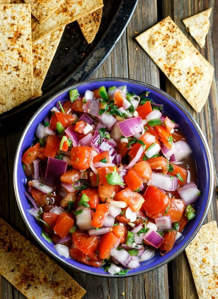 Gin's Authentic Mexican Salsa Recipe