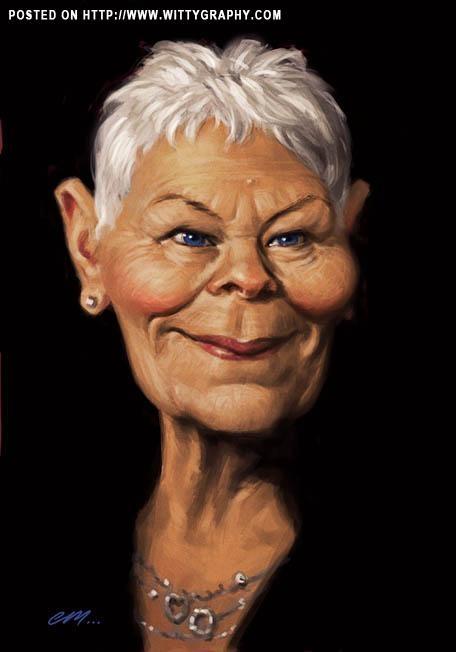 Judi Dench - www.remix-numerisation.fr - Rendez vos souvenirs durables…