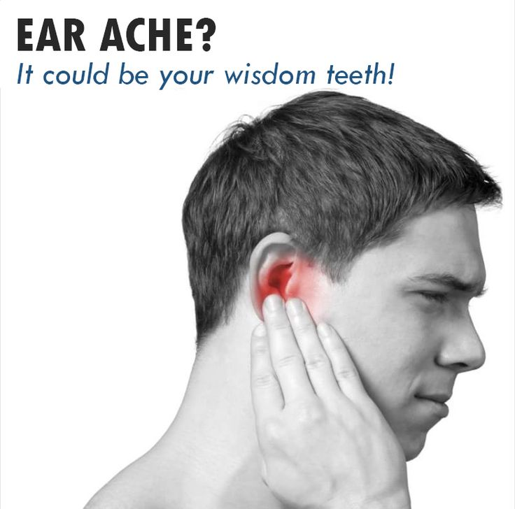 You may need your wisdom teeth removed if are experiencing ear aches, jaw soreness, pain when chewing, swelling, bad breath or having a bad taste in your mouth.