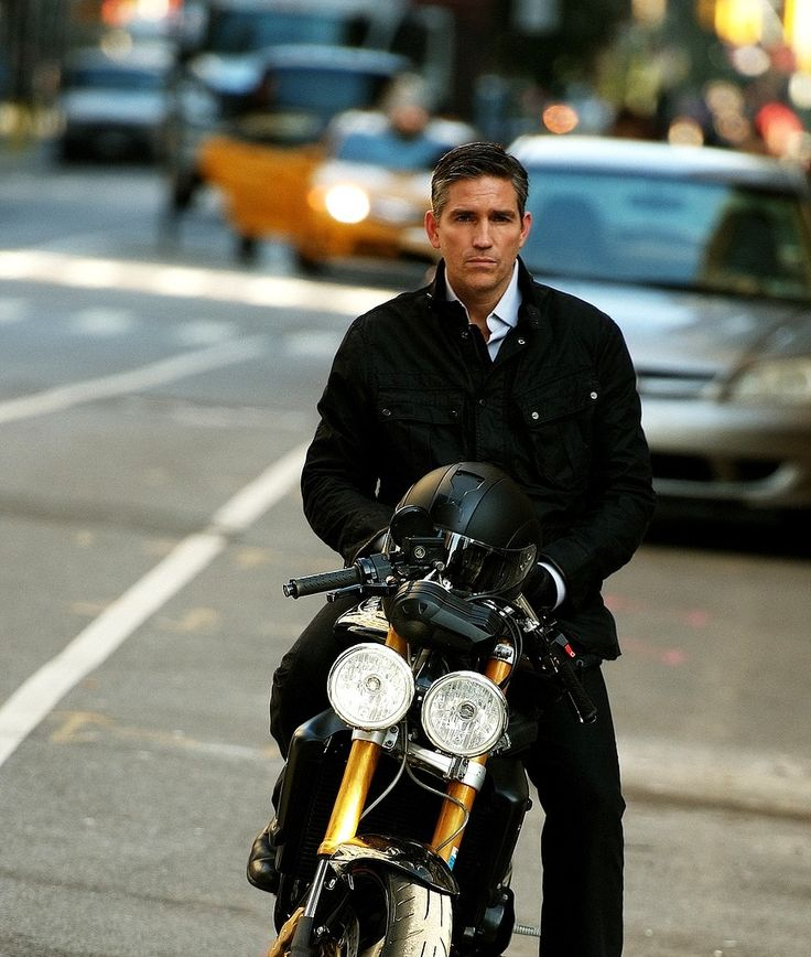drive me home, plz. Person of Interest John Reese Motorcycle Jacket