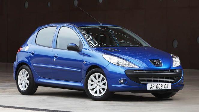 Peugeot 206 fase II