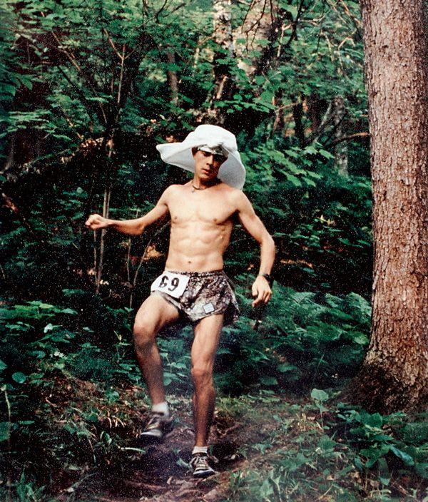 Trail Runner Scott Jurek is the King of Pain