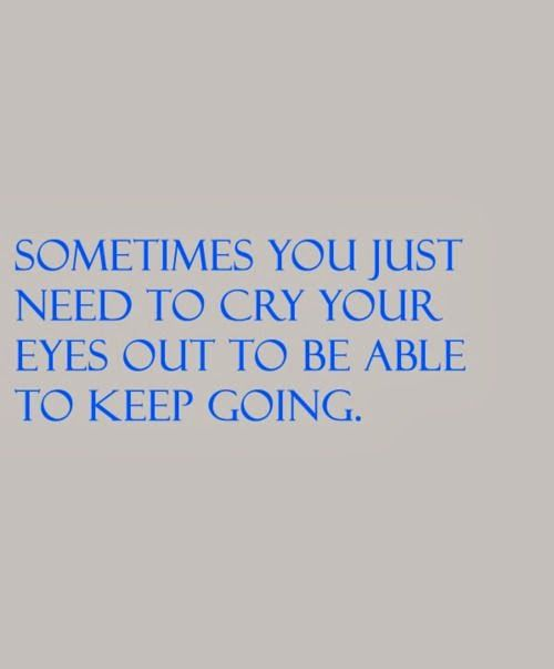 Depression Quotes Garden: 1000+ Cry Quotes On Pinterest