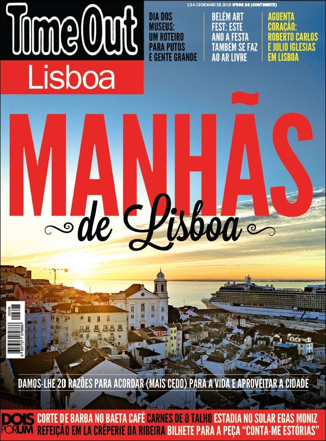 N398-13 to 19 June- Mornings in Lisbon