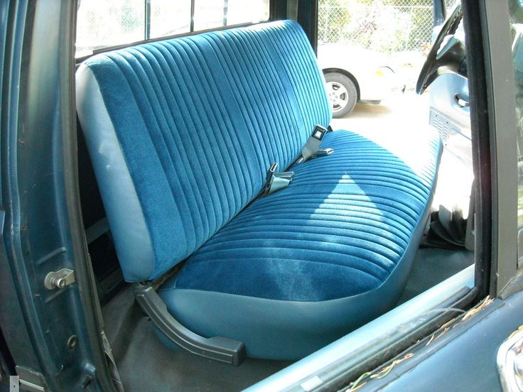 Ford Truck Replacement Seats Ford Truck Bench Seat