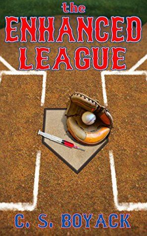 Goodreads Synopsis: The Enhanced league is a collection of short stories and anthems centered around a year in a fictional baseball league. It has a slight science fiction background. This league h…