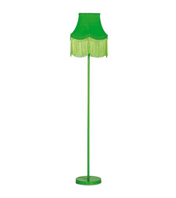 lime Green Floor Lamp