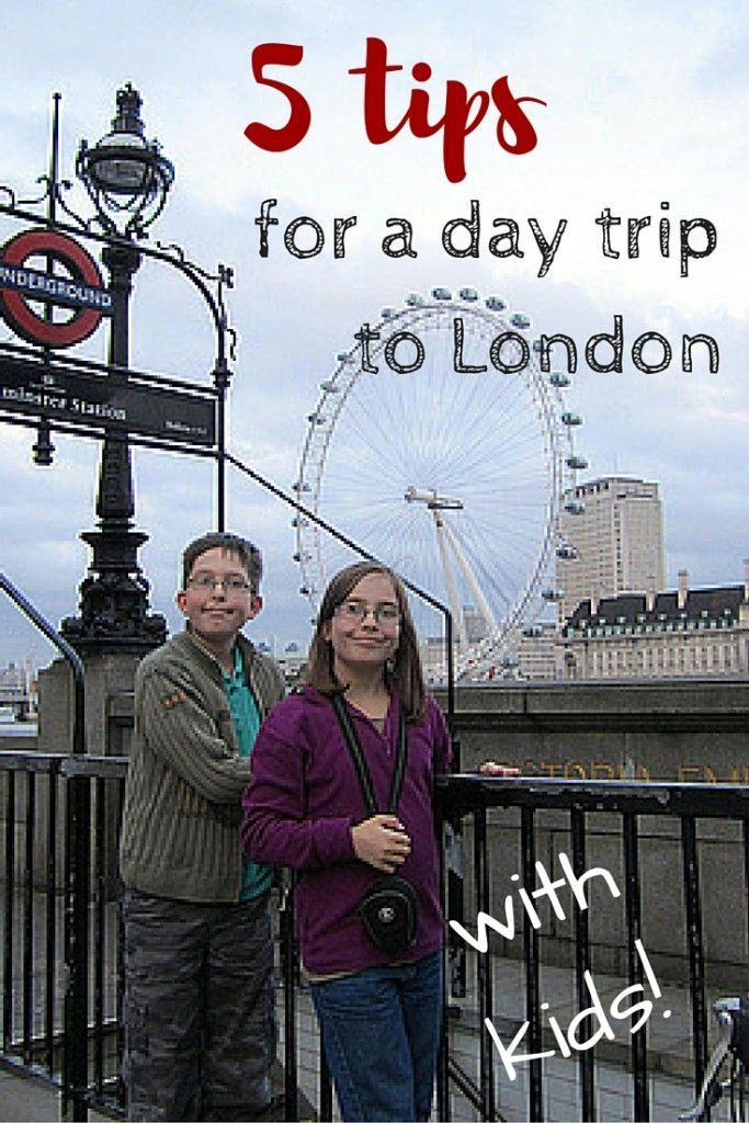 Here are my top 5 tips for taking a day trip to London with kids. London is a family friendly city with loads to see.