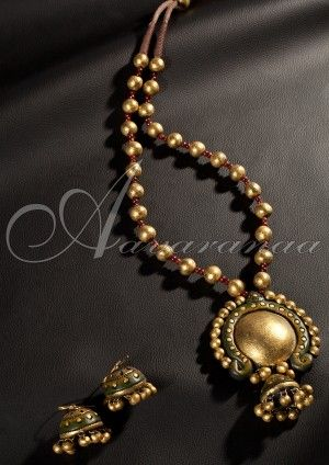 terracotta jewellery online shopping - Google Search
