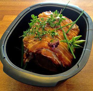 Guttas Kjøkken: Kjapp, supermør og saftig røkt svinekam med surkål...