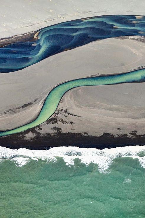 Aerial shot of Iceland | Iceland Travel Tips | Iceland ...
