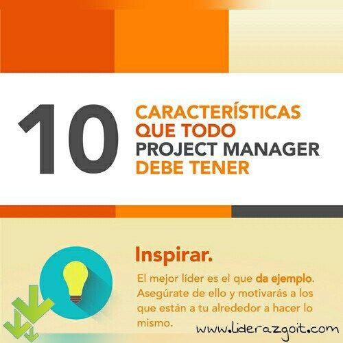 10 características que todo PM debe tener!