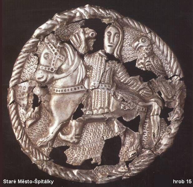 West Slavic art (Great Moravia?)