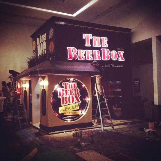 BeerBox Stand 2012