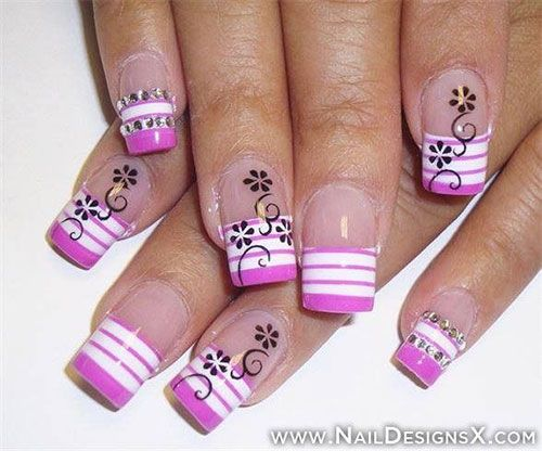 acrylic nails model - Buscar con Google