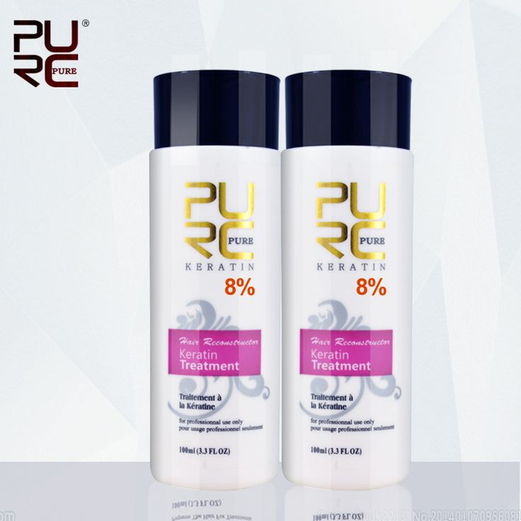2 pcs 100ml 8% formalin keratin hair treatment hot sale Keratin straightening chocolate keratin treatment formalin PURE