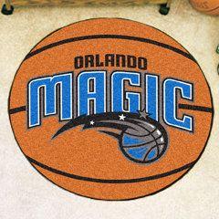 NBA - Orlando Magic Basketball Doormat