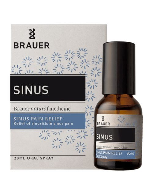 Sinus Oral Spray 20ml- Sinus Oral Spray includes ingredients such as Silica and Purple Pasque Flower that are traditionally used in homeopathic medicine to help relieve the symptoms of sinusitis and sinus pain.