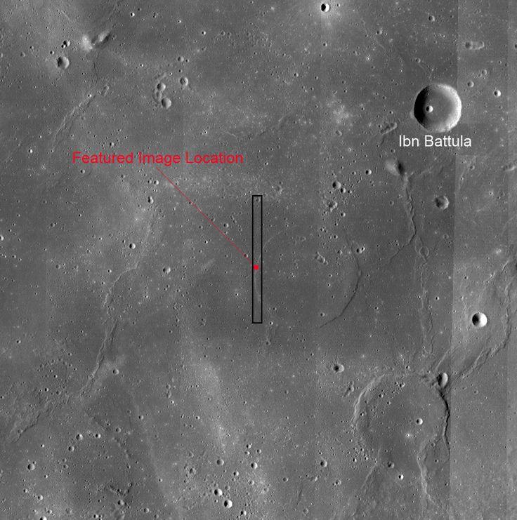 The Ghosts of Mare Fecunditatis | Lunar Reconnaissance Orbiter Camera