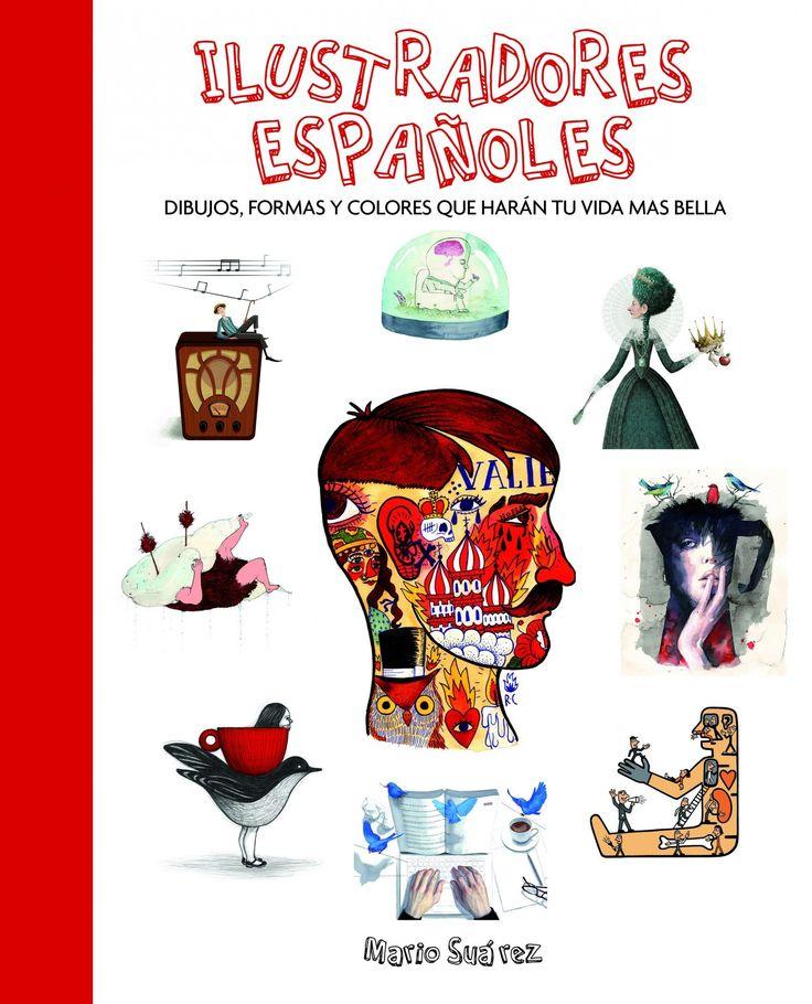 ilustradores españoles-mario suarez-9788497859561