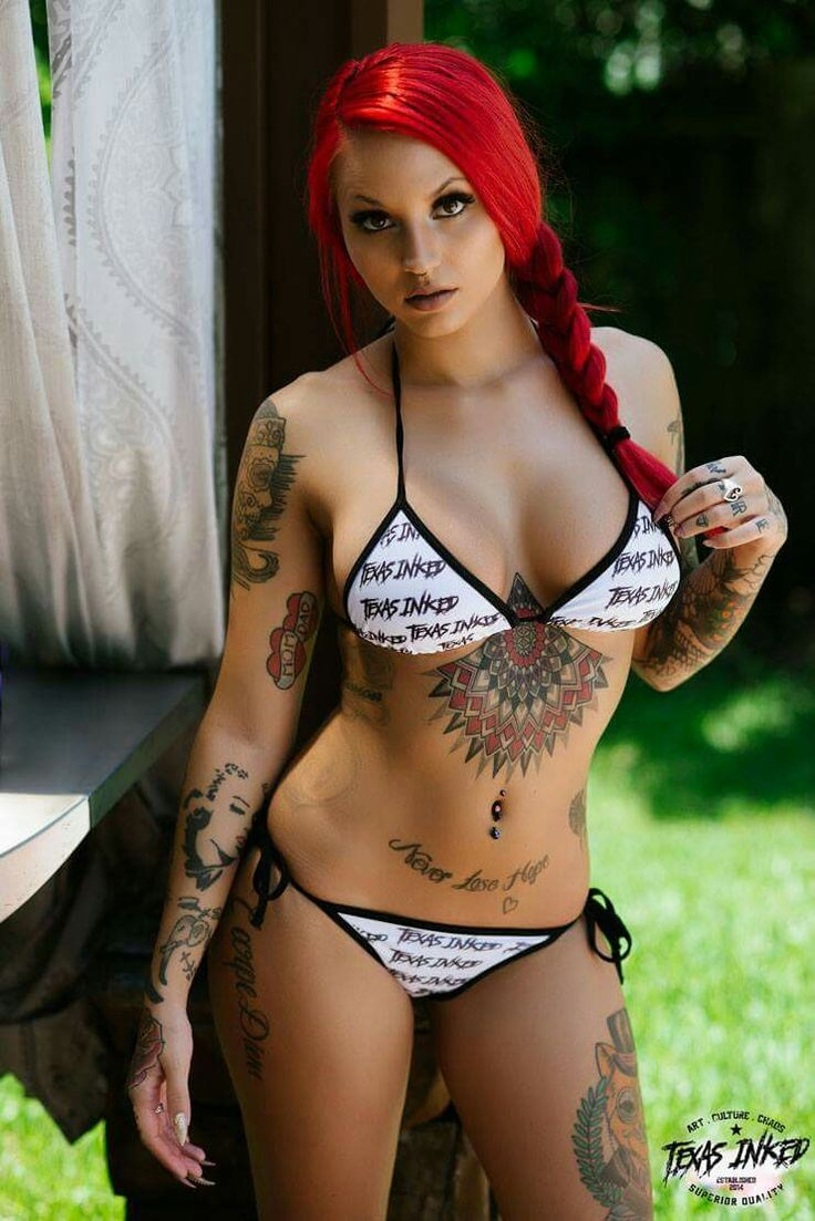 hot tattoos on women nude