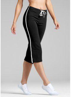 Спортивные брюки капри с эффектом стретч (2 шт.), bpc bonprix collection