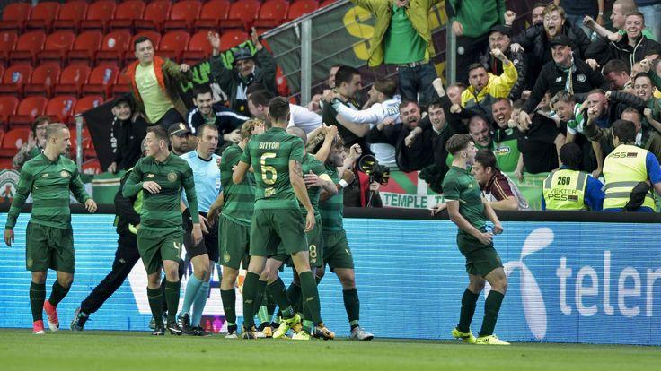 James Forrest fires Celtic closer to the Champions League #News #Celtic #composite #Football #JamesForrest