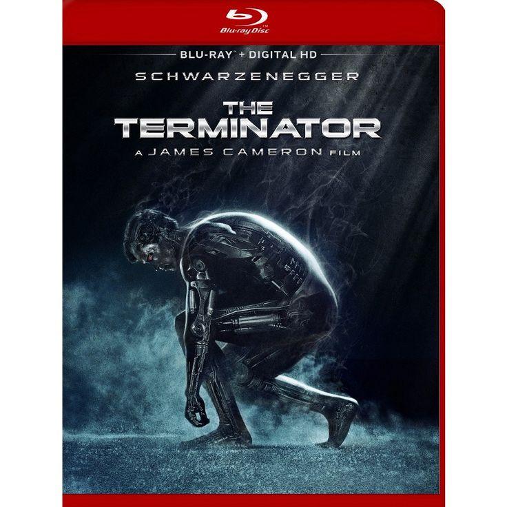 Terminator (Blu-ray), Movies