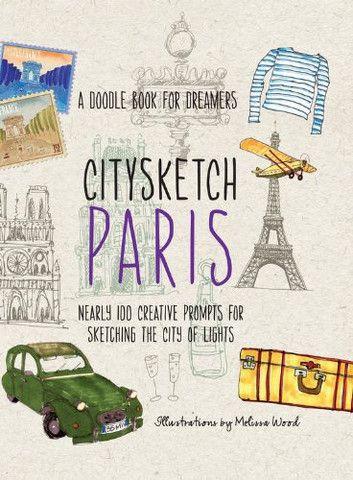 City sketch Paris