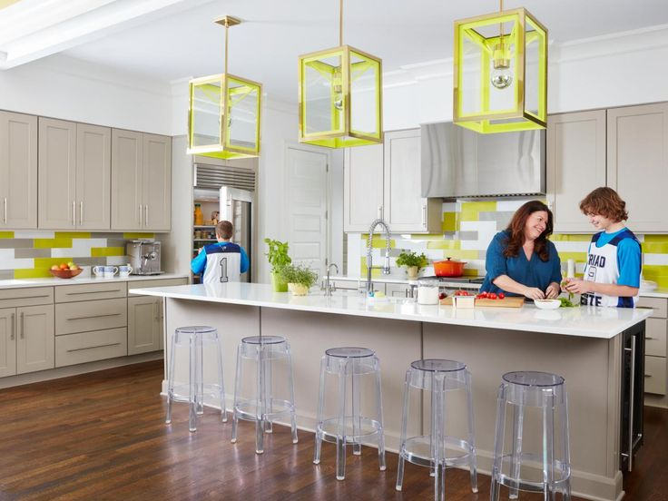 Liven up your kitchen with these fun projects exclusively from <i>HGTV Magazine</i>.