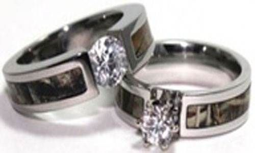 Camo Wedding Decorations | ... related to Diamond Camouflage Wedding Rings in Matching Set Ideas