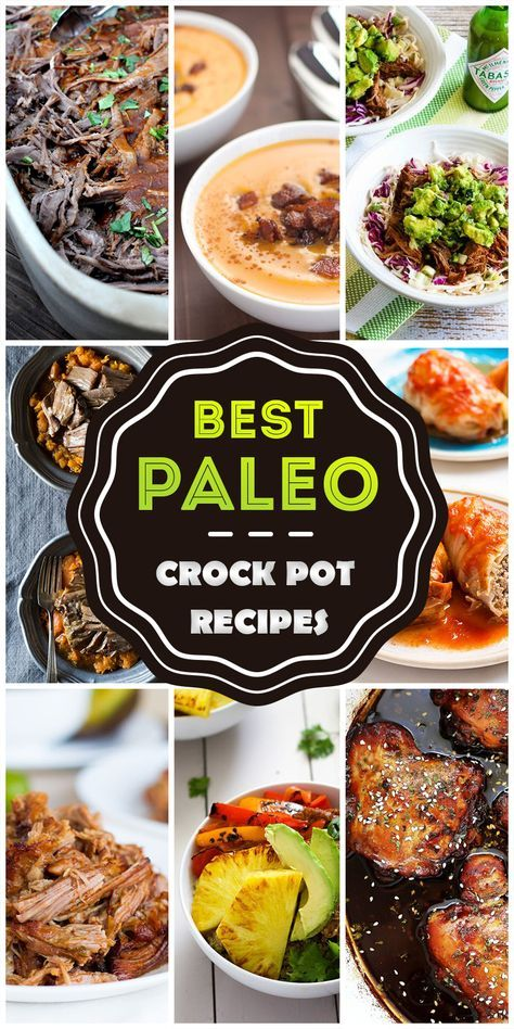 Paleo Crock Pot Recipes (Paleo Recipes Freezer)