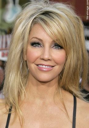 Celebrity Justice: Heather Locklear arrested for DUI | Bonnie's ...
