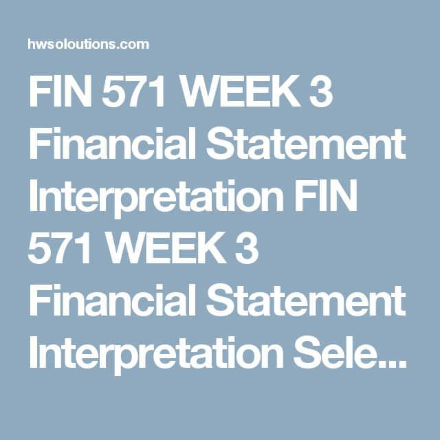 Best 25+ Financial statement ideas on Pinterest Financial - examples of financial reports