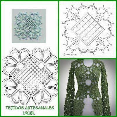 DE MIS MANOS TEJIDOS Y MAS...: Crochet con pastillas