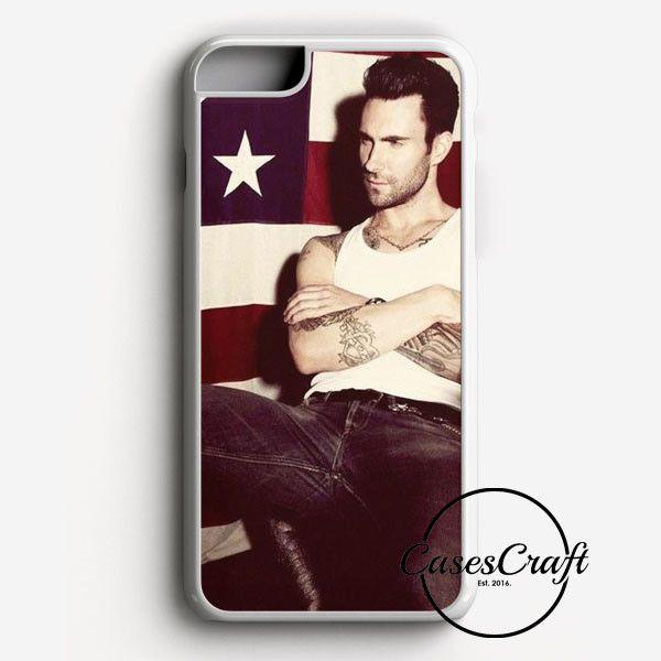 Adam Noah Levine Maroon 5 iPhone 7 Case | casescraft