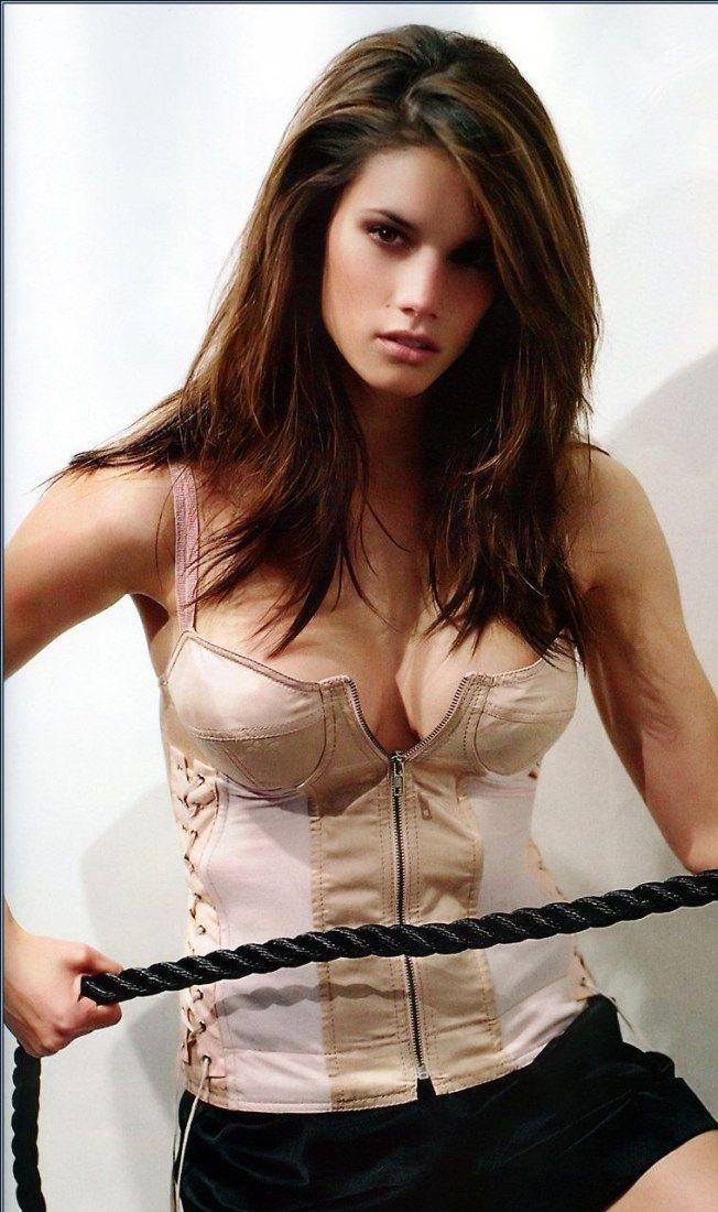 Missy peregrym boob job