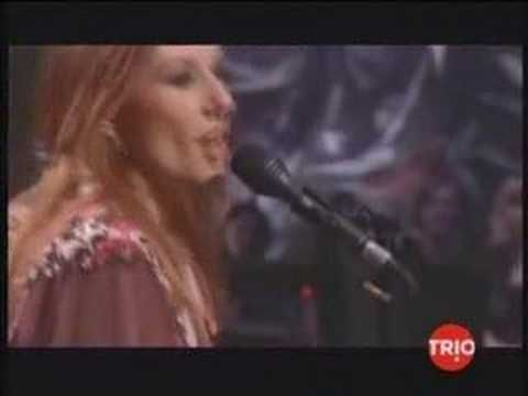 Tori Amos - Tear In Your Hand - I always think of my bff when I hear a Tori song!  This is for you Heath!