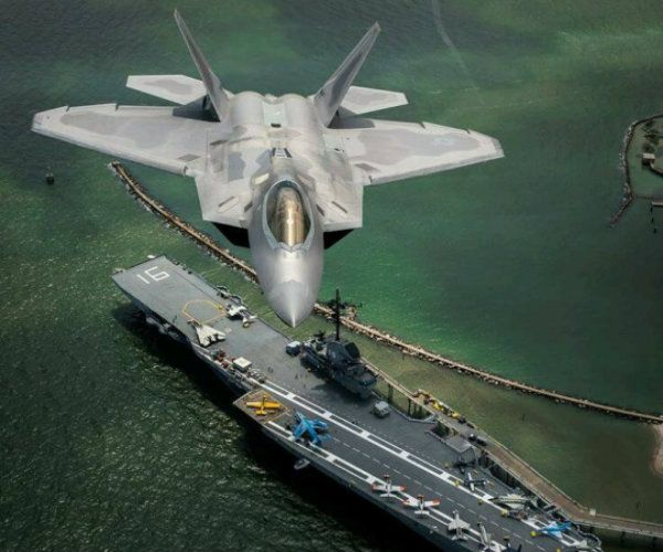 30 Facts About the F-22 Raptor That Will Blow You Away - Page 39 of 60 - HistoryInOrbit.com