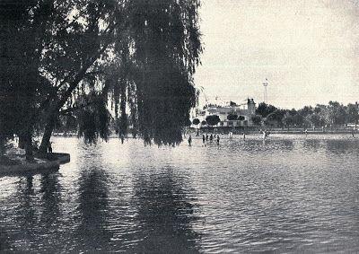 La Playa de Madrid (1932) fue mucho más que un complejo deportivo y recreativo. Existió realmente una playa, con todo lo que se le puede ...