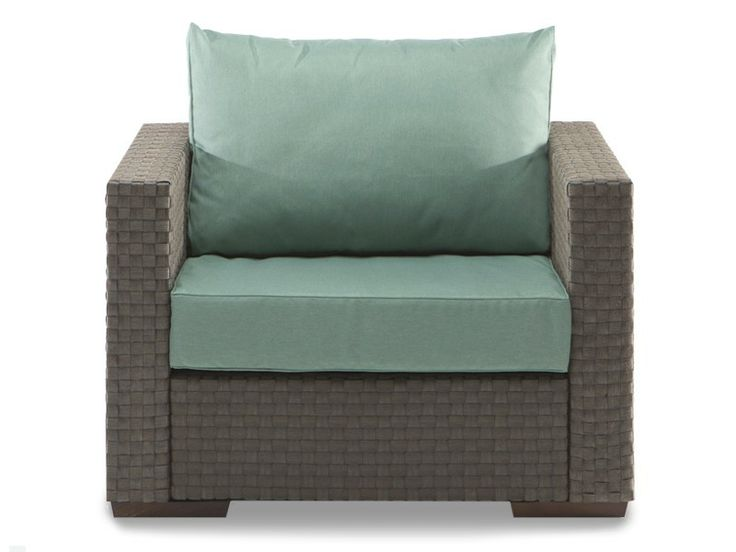 5 Series Outdoor Armchair With Mediterranean Covers By