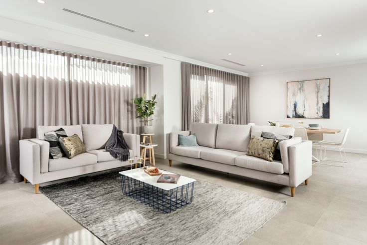 Interior Design | Living Room | Interior Styling | Home Builder Australia | Display Home | Inspiration | Furniture