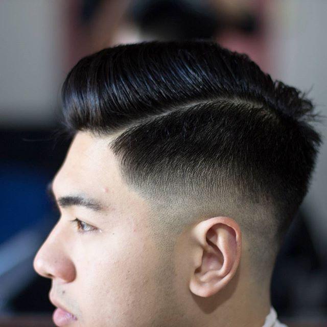 Cool Comb Over Fade Asian Short Hairstyles 2017 For Men Asiatische Mannerfrisuren Asiatisches Kurzes Haar Manner Frisur Kurz